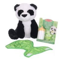 Graz - baby-panda maci plüss