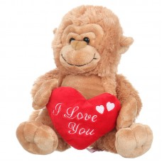 Marcell - plüss majom