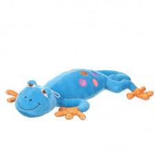 Crouton - kék plüss gekko