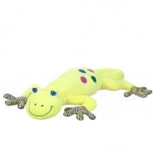 Crouton - sárga plüss gekko