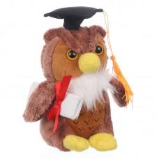 Armand - diplomás bagoly plüss