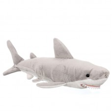Bruce - plüss fehér cápa