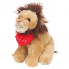 Argosz - plüss oroszlán