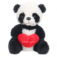 Panda maci 18cm - plüss panda