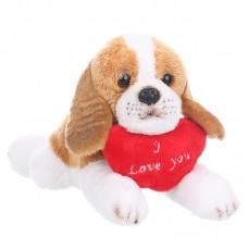 Blanco - plüss beagle