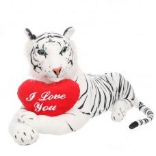 Arthas - plüss fehér tigris