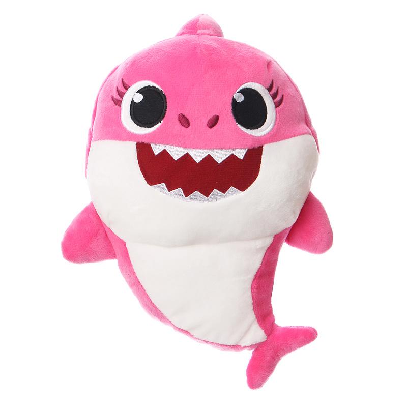 Anya cápa - Baby Shark zenélő plüss 22cm