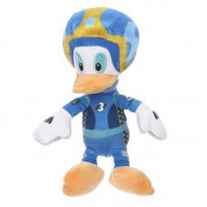 Donald kacsa - Mickey és az autóversenyzők plüss