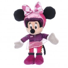 Minnie egér - Mickey és az autóversenyzők plüss