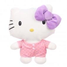 Hello Kitty plüss - lila masnival