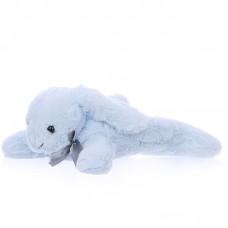 Baby plüss nyuszi - kék