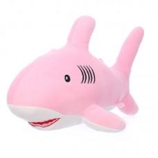 Koda - rózsaszín baby plüss cápa