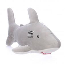 Koda - szürke baby plüss cápa
