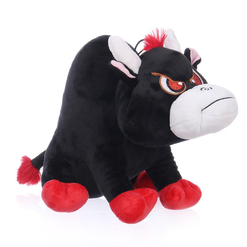 Edward - plüss fekete bika