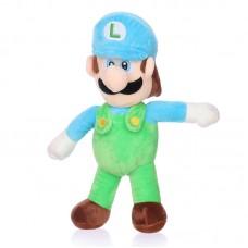 Luigi - Super Mario plüss figura