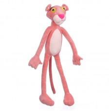 Rózsaszín párduc plüss figura 62 cm
