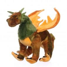 Szikra - plüss sárkány