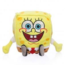 SpongyaBob plüss figura