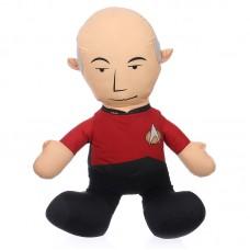 Jean-Luc Picard - Star Trek plüss figura