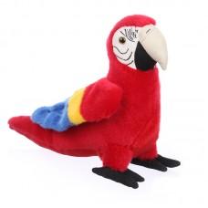 Clio - plüss papagáj