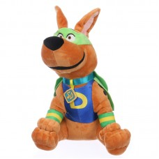 Szuperhős Scoob - Scooby Doo plüss