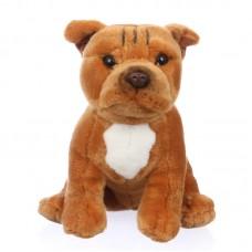 Oliver - plüss staffordshire bullterrier kutyus