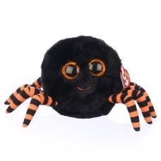 Crawly - plüss pók fekete