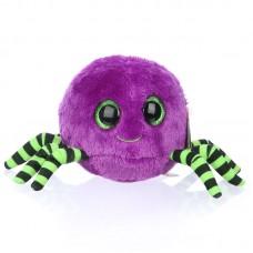 Crawly - plüss pók lila