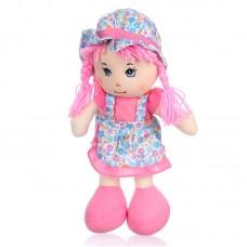 Gréta - plüss baba rózsaszín