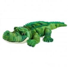 Kleó - plüss krokodil