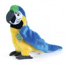 Captain - plüss papagáj