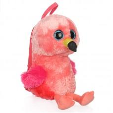 TY plüss hátizsák - flamingó