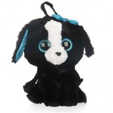 TY plüss hátizsák - fekete kutya