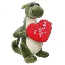 Tazia a szerelmes - plüss sárkány
