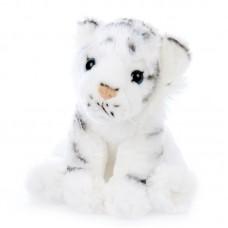 Nicolas - plüss fehér tigris