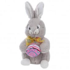 Bunny - szürke plüss nyúl