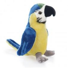 Hanga - plüss papagáj