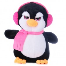 Pingu - plüss pingvin rózsaszín