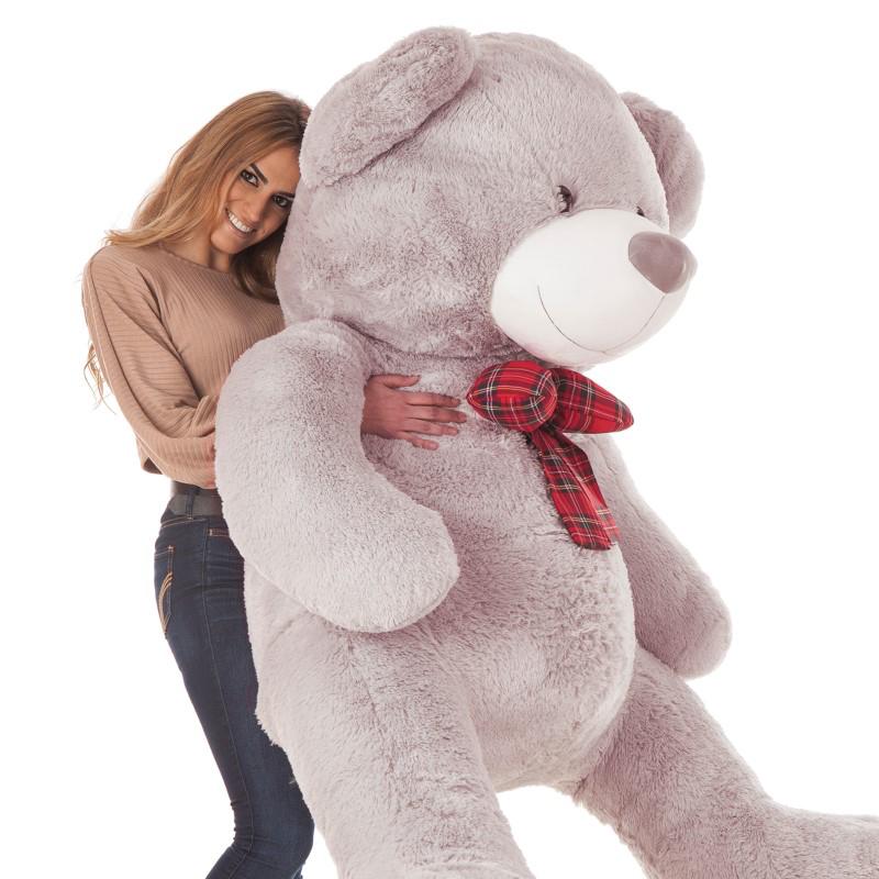 Grey - hatalmas plüss maci - 150cm