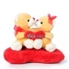 Szerelmespár - plüss mackók