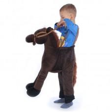 Főnix - plüss barna lovacska