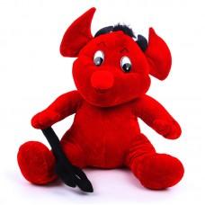 Beliál - plüss ördög