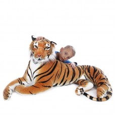 Angusz - plüss óriás tigris