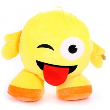 Robi - plüss smile párna