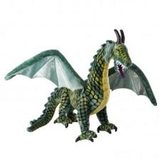 Mírmulin - plüss sárkány