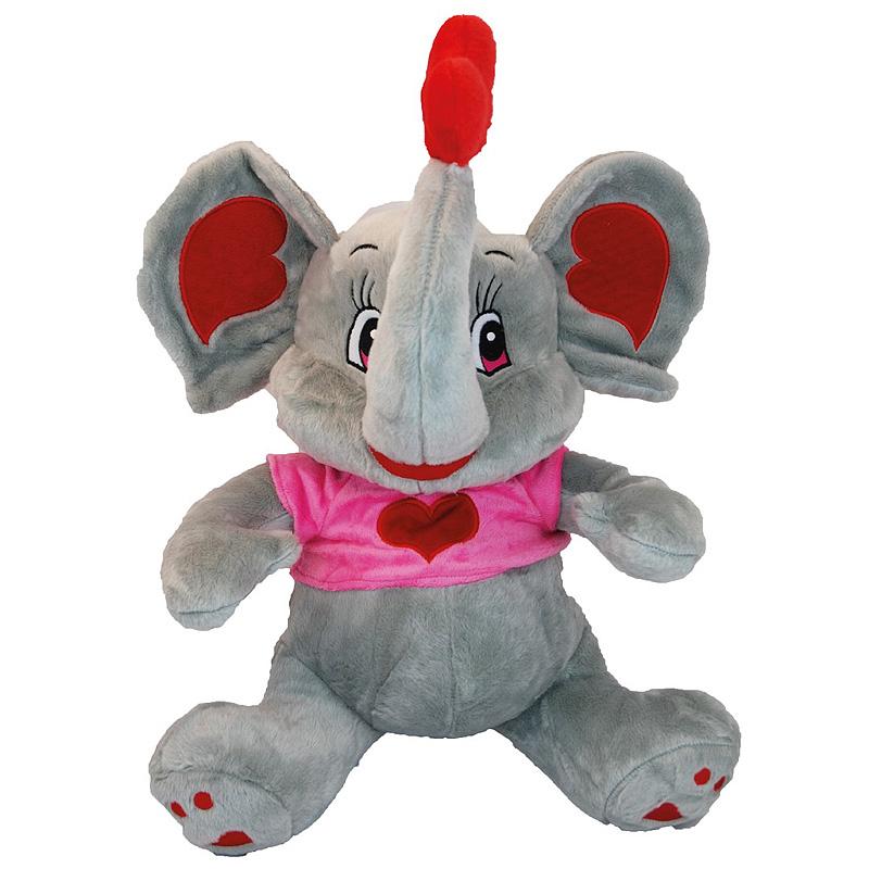 Nella - óriás plüss elefánt