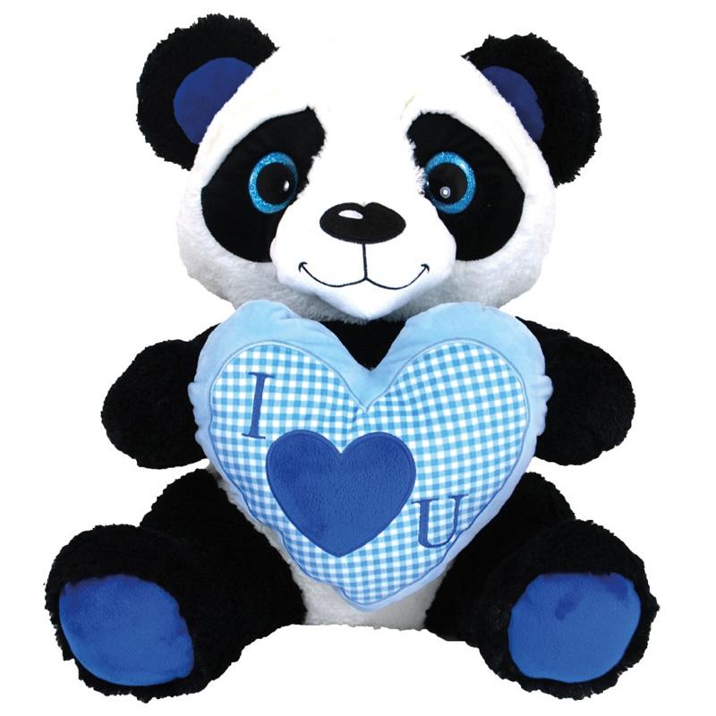 Mattia - óriás plüss panda