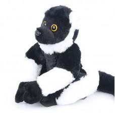 Oven - Fekete-fehér madagaszkári vari