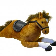 Lorenzo - óriás méretű plüss ló