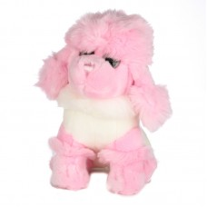 Pamacs - fehér/rózsaszín uszkár